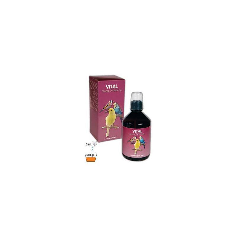 Vital oil blend Omega-500ml - Easyyem EASY-VITAL500 Easyyem 18,25 € Ornibird