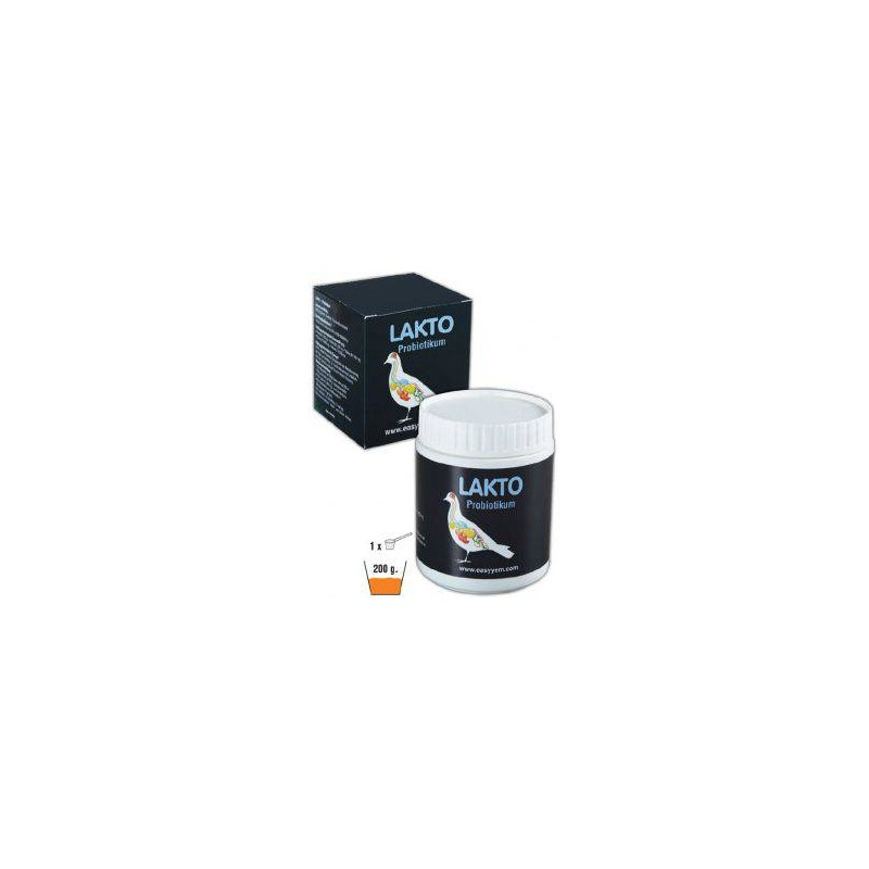 Lakto, improves digestion 250gr - Easyyem EASY-LAKT250 Easyyem 19,95 € Ornibird