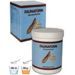 Faunaform, vitamins for shedding 500gr - Easyyem EASY-FAUF500 Easyyem 19,35 € Ornibird