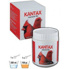 Kantax, dye for the birds to factor red 500gr - Easyyem EASY-KANT500 Easyyem 35,45 € Ornibird