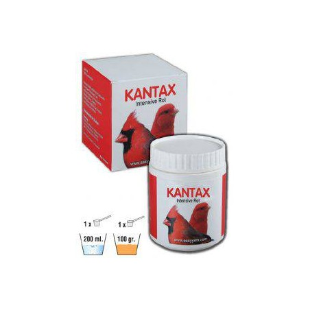 Kantax, dye for the birds to factor red 500gr - Easyyem