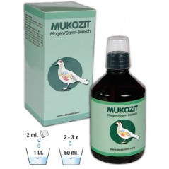 Mukozit, strengthens the intestinal flora 500ml - Easyyem EASY-MUZ500 Easyyem 34,95 € Ornibird