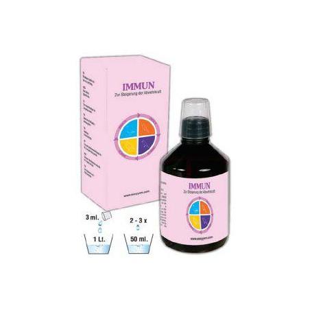 Immune, stimulant sytsème immune-500ml - Easyyem EASY-IMM500 Easyyem 32,95 € Ornibird