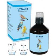 Vita - K1, complexe multivitaminé avec un supplément en vitamine K1 250ml - Easyyem