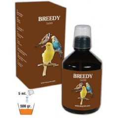 Breddy, oil breeding base of natural vitamin E 500ml - Easyyem EASY-BRED500 Easyyem 18,35 € Ornibird