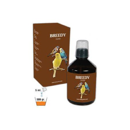 Breddy, oil breeding base of natural vitamin E 500ml - Easyyem