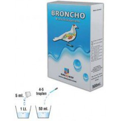Broncho, improves the respiratory tract 500ml - Easyyem EASY-BRON500 Easyyem 25,50 € Ornibird