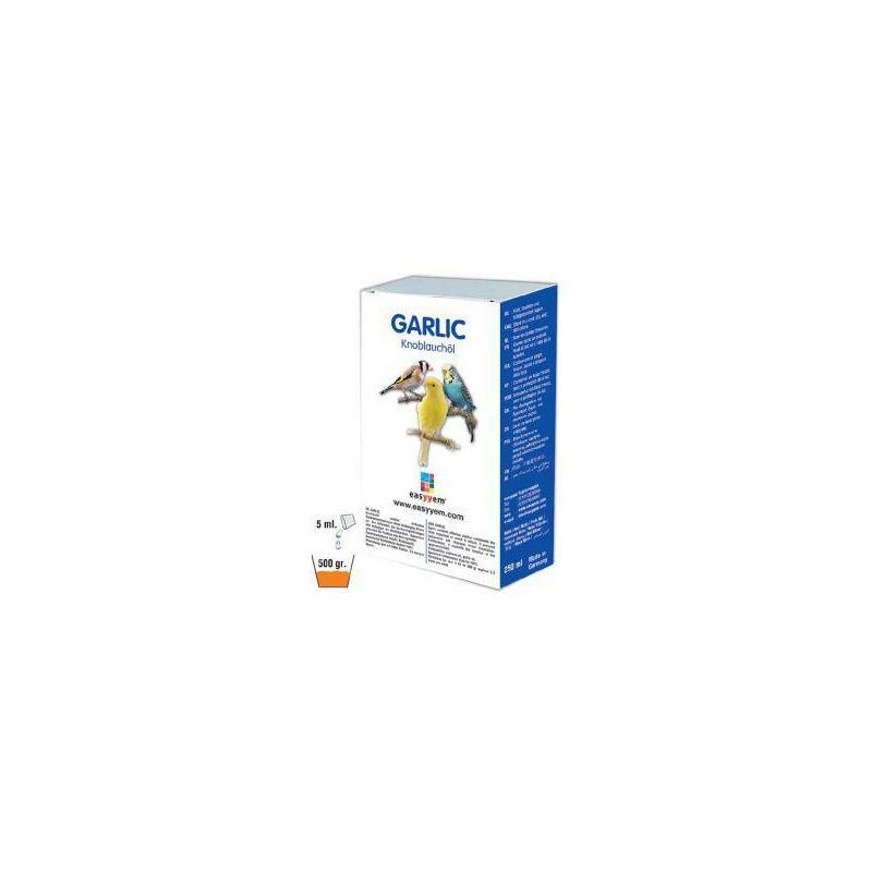 Garlic improves the circulation of the blood and the digestive system 250ml - Easyyem EASY-GARL250 Easyyem 8,80 € Ornibird