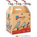 Patée with egg for canaries white 5kg - Easyyem