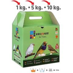 Patée aux oeufs pour exotiques 5kg - Easyyem