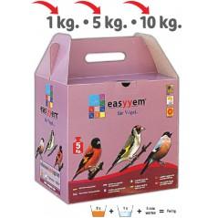 Patée aux oeufs pour indigènes 5kg - Easyyem
