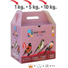 Patée egg for indigenous 5kg - Easyyem EASY-PIND5 Easyyem 28,95 € Ornibird