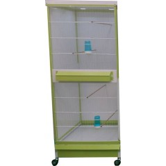 Battery cages Gardenia ART.GAR with drawer - Italgabbie