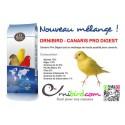 ORNIBIRD - CANÁRIAS PRO DIGEST 20kg, a mistura de alta qualidade para as canárias - Deli-Nature