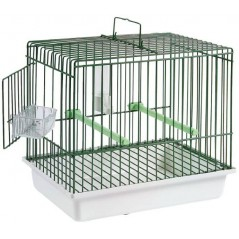 Cage transport Cincia 17 x 24.5 x 22 cm - S. T. A. Soluzioni 111040001 S.T.A. Soluzioni 13,99 € Ornibird