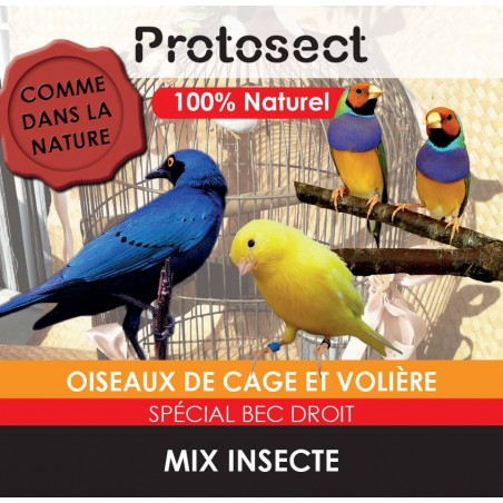 Mix Insect, especially for straight nose 1L - Protosect