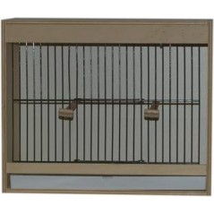 Cage training with the drawer front - 1 compartment