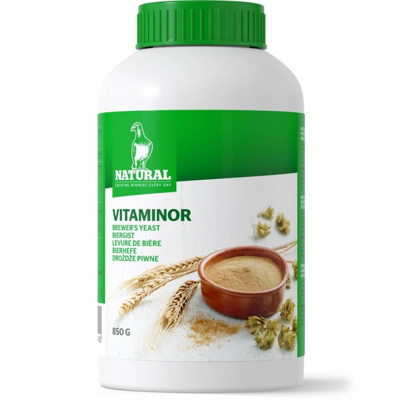 Vitaminor (levure de bière) 850gr - Natural Pigeons