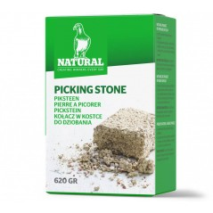 Stone to peck at 620gr - Natural Pigeons 30013 Natural 1,53 € Ornibird