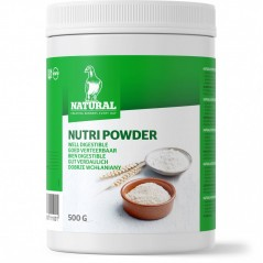 Nutri-powder (powder, energy, recovery) 500gr - Natural Pigeons 30034 Natural 9,13 € Ornibird