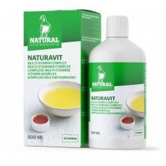 Naturavit Plus (multi-vitamin liquid) 500ml - Natural Pigeons 30030 Natural 12,61 € Ornibird
