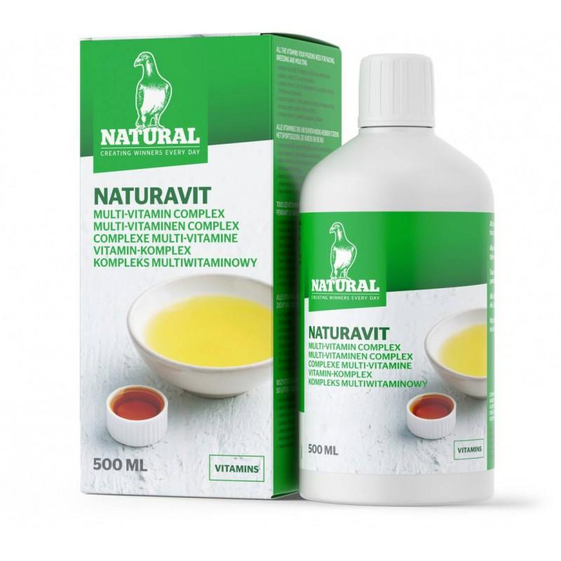Naturavit Plus (multi-vitamines liquides) 500ml - Natural Pigeons