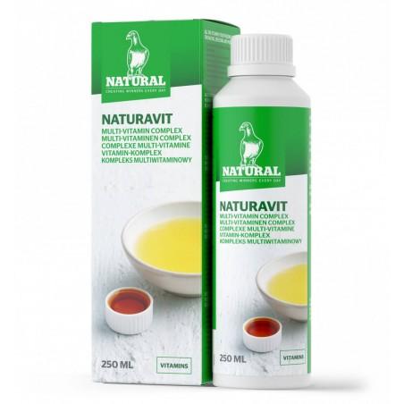 Naturavit Plus (multi-vitamines liquides) 250ml - Natural Pigeons
