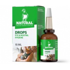 Naturadrops (gouttes) 15ml - Natural Pigeons