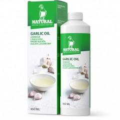 Garlic oil 450ml - Natural Pigeons 30009 Natural 12,56 € Ornibird