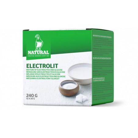 Elektrolit (recovery) 240gr - Natural Pigeons