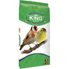 Mix Siskins of Magellan Luxury 15kg - King 702340215 King 38,15 € Ornibird