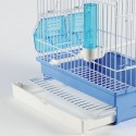 Cage Cardellina White with drawer and floor grid 27.5 x 17 x 24.5 cm - S. T. A. Soluzioni I064B S.T.A. Soluzioni 15,95 € Orni...