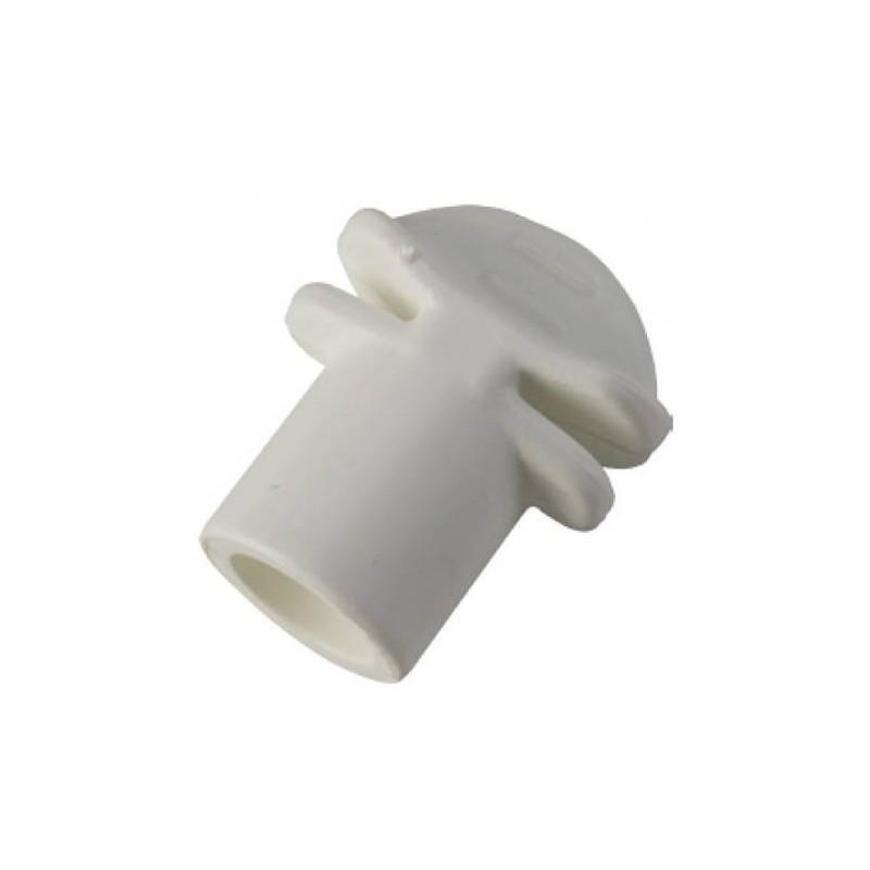 Terminaison en plastique pour perchoir, diamètre 12mm - S.T.A. Soluzioni I060B S.T.A. Soluzioni 0,25€ Ornibird