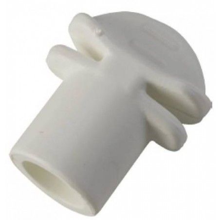 Termination plastic perch, diameter 12mm - S. T. A. Soluzioni