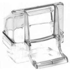 Mangeoire Magic Transparent avec tiroir - S.T.A. Soluzioni M038T S.T.A. Soluzioni 1,95 € Ornibird