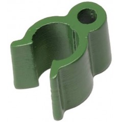 Haken aus kunststoff für stange-durchmesser 10mm - S. T. A. Soluzioni