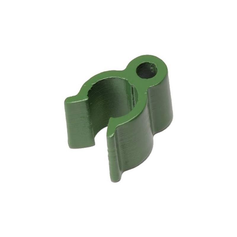 Crochet en plastique pour perchoir diamètre 12mm - S.T.A. Soluzioni