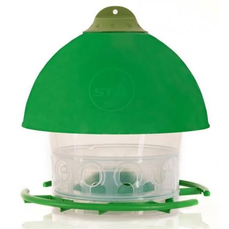 Mangeoire extérieure Space GARDEN - Modèle Vert - S.T.A. Soluzioni M057VERDE S.T.A. Soluzioni 34,95 € Ornibird