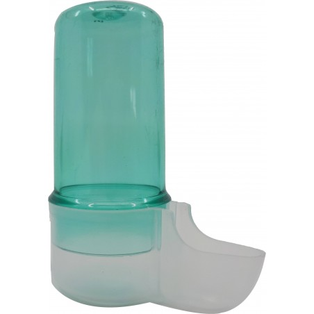 Fountain spout 50cc green-and-neck transparent - S. T. A. Soluzioni