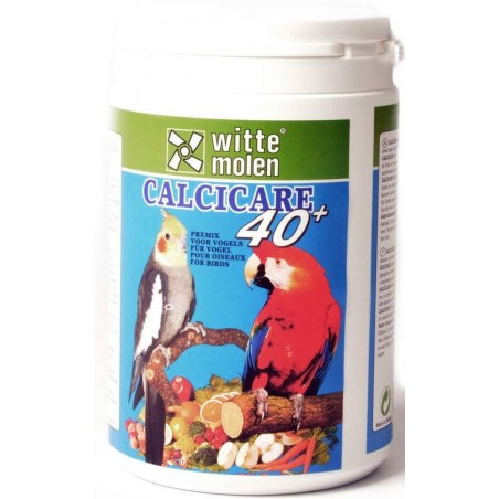 Calcicare 40+, a complex of vitamins and minerals 500gr - Witte Molen