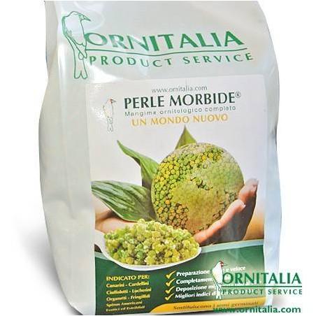 Pearl Morbid Green 800gr - Ornitalia