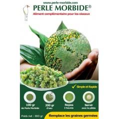 Perle Morbide Verte 800gr - Ornitalia 11551P Ornitalia 9,47€ Ornibird