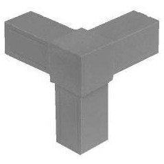 End cap 3D for square tubes 20x20mm 20203D Private Label - Ornibird 0,75 € Ornibird