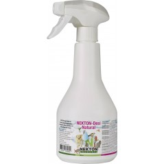Nekton-Desi-Natural spray 550ml - a natural Disinfectant - Nekton