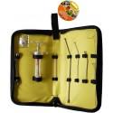 Kit de nourrissage à la main avec 5 sondes et 1 seringue à piston 20ml
