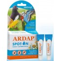 Ardap Spot-On protects against lice in birds 2 x 4ml - Quiko 077390 Quiko 14,95 € Ornibird