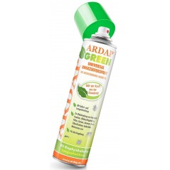 Ardap Green Spray, lösung, die zu 100% auf natürliche weise gegen die unerwünschte 400ml - Quiko