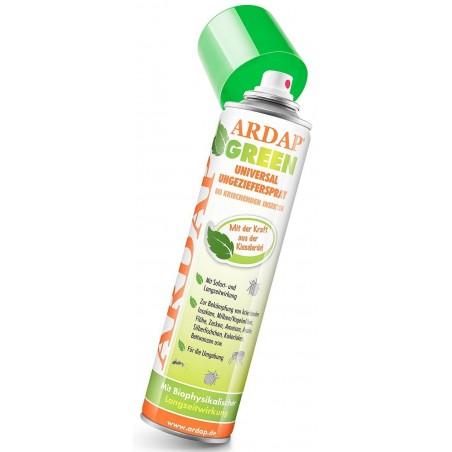 Ardap Spray Verde, la solución es 100% natural contra las negativas de 400 ml - Quiko