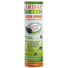 Ardap Green en Poudre, solution 100% naturelle contre les indésirables 100gr - Quiko 77670 Quiko 9,90 € Ornibird