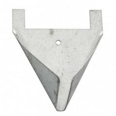 Door perch metal 8x10,5cm 31480 Benelux 1,10 € Ornibird
